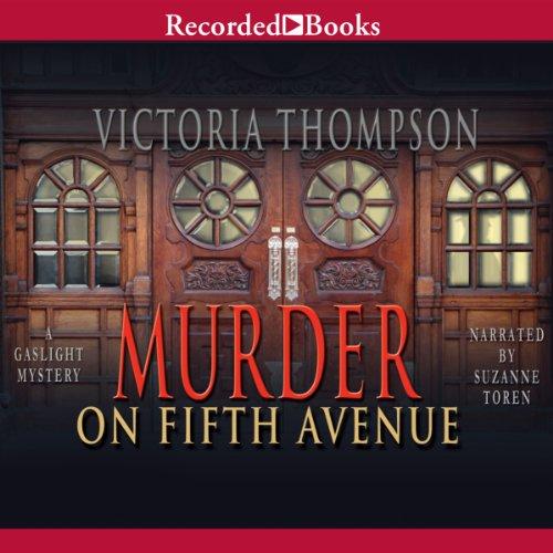 Murder on Fifth Avenue: A Gaslight Mystery, Book 14