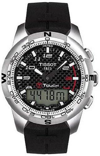 Tissot T-Touch II Analog Digital Mens Watch T047.420.47.207.00