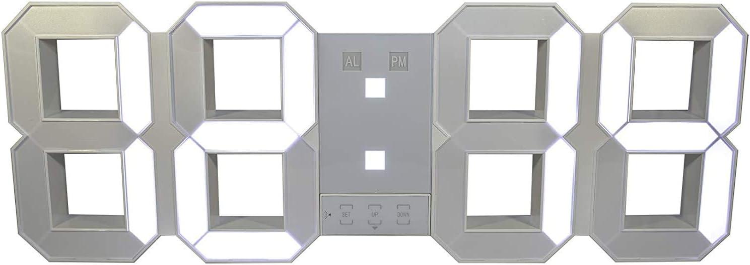 Details about  /LED Clock Diabolik Vinyl Record Wall Clock Led Light Wall Clock 2247