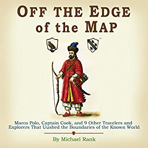 Off the Edge of the Map Audiobook