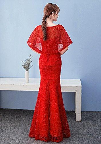 Drasawee Rot Schlauch Drasawee Schlauch Kleid Drasawee Damen Kleid Damen Rot Damen dSZxxwqRH