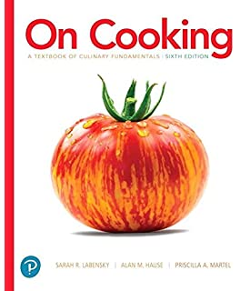 On cooking a textbook of culinary fundamentals 5th edition on cooking a textbook of culinary fundamentals 6th edition whats new in fandeluxe Choice Image