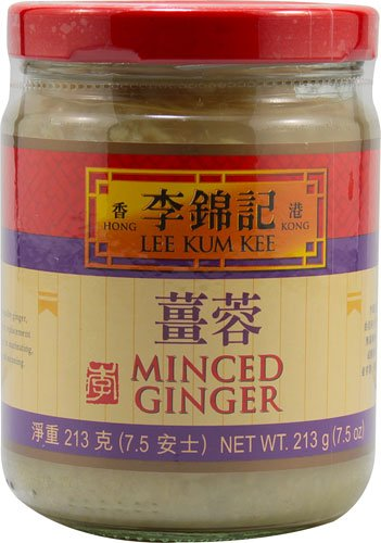 Lee Kum Kee Minced Ginger - 7.5 oz. (Pack of 4) by Unknown