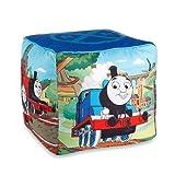 Mattel Thomas The Tank Engine Fun 12' Kid's Square Ottoman
