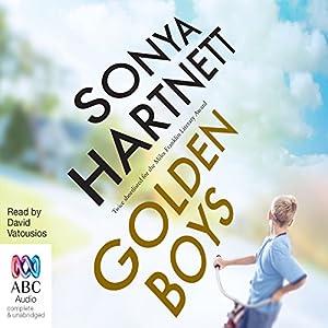 Golden Boys Audiobook