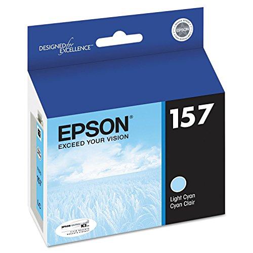 EPST157520 - Epson UltraChrome K3 T157520 Ink Cartridge - Light Cyan -