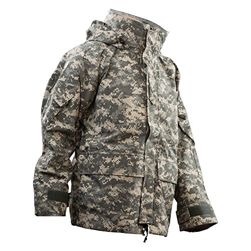 GI Genuine US Army GEN 2 II EWCWS EWCS Goretex ACU Digital Parka Jacket Coat XL