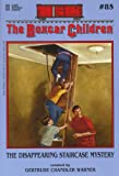 The Disappearing Staircase Mystery (The Boxcar Children Mysteries #85)