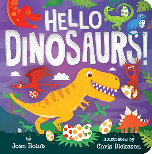Book Cover: Hello Dinosaurs!