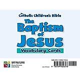 The Baptism of Jesus, Vocabulary Cards