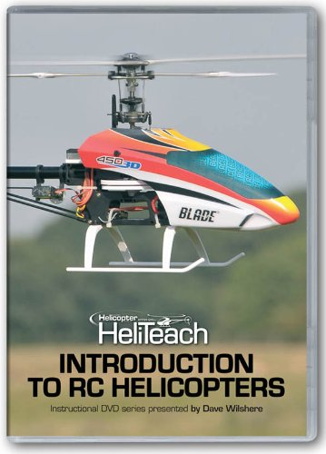 Rc Helicopter Dvd - HeliTeach - Introduction to RC Helicopters