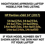 Mightyskins Skin Compatible with Hp Pavilion X360