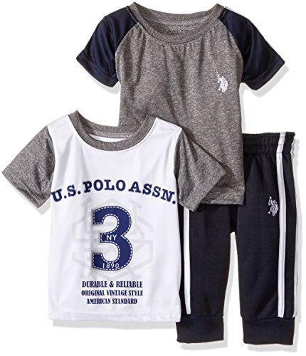 us-polo-assn-boys-sporty-jersey-t-shirts-and-matching-fleece-jog-pant-navy-12m