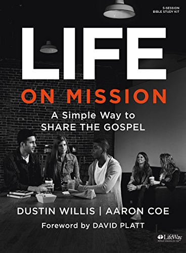Life on Mission: A Simple Way to Share the Gospel (DVD Leader Kit)