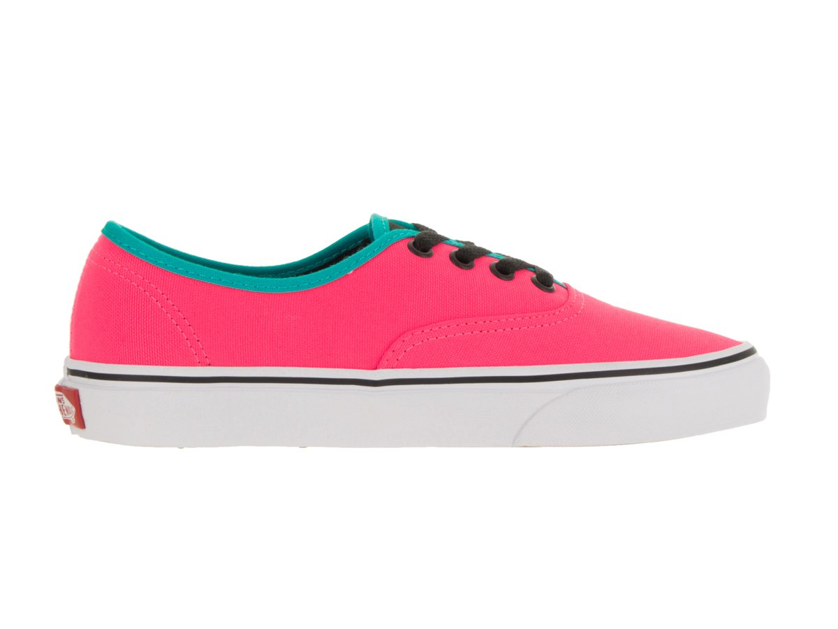 Vans Authentic 5 B01DYPV1JG 5 Authentic M US|Neon Pink/Black a267d8