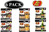 Jelly Belly 6 Pack Mix - (2) Cocktail Classics 3.5oz - (2) Draft Beer 3.5oz - (2) Champagne 3.5oz