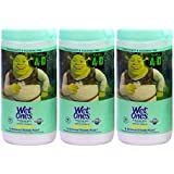 Wet Ones Sensitive Skin Hand Wipes, Shrek 4D, 40 Wipes...