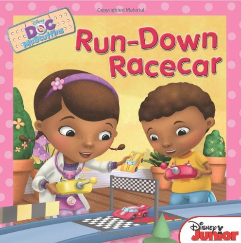 Download Doc McStuffins: Run-Down Racecar PDF Text fb2 book