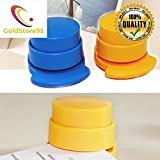 "(GoldStore95) Desk Stapler - Free Stapler the ""Paper Grip"" with 5 Sheet Capacity - Stapler Paper Binding Binder Staples Stationery - Office Products"