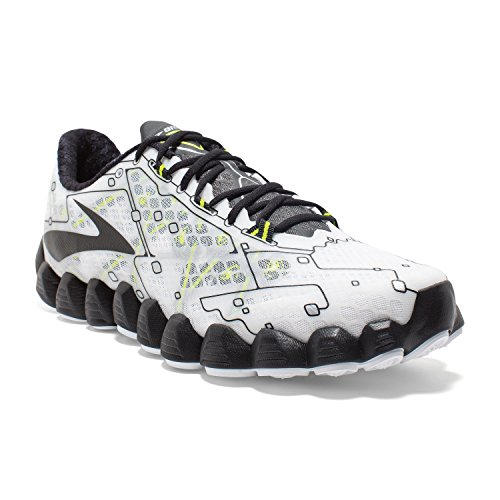 Mens-Brooks-Neuro-WhiteBlack-13-D