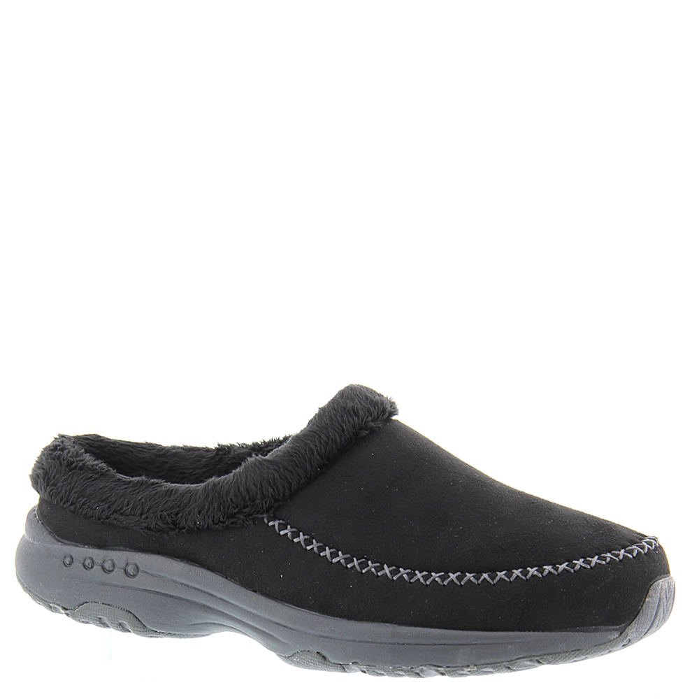 Easy Spirit Travel Time Slipper Women's Slipper 9 B(M) US Black by Easy Spirit