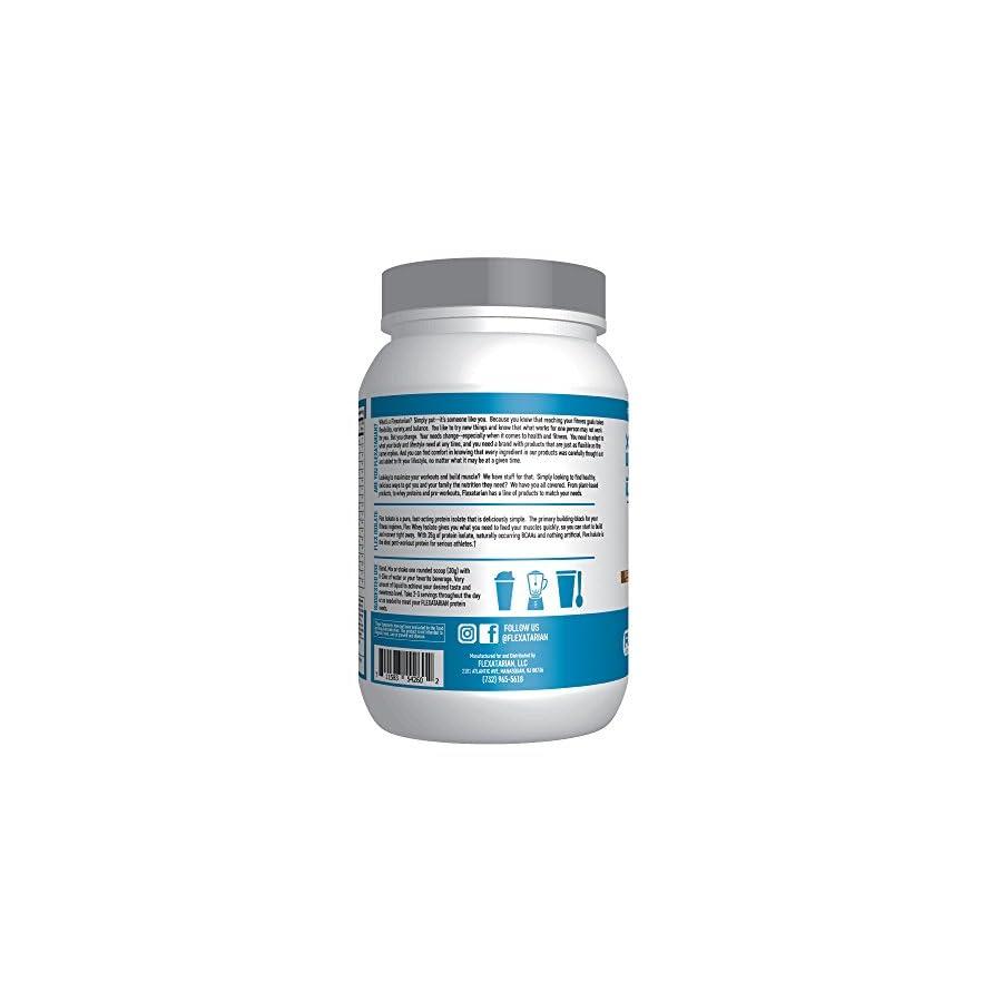 Flexatarian Whey Protein Isolate, 2 Pound