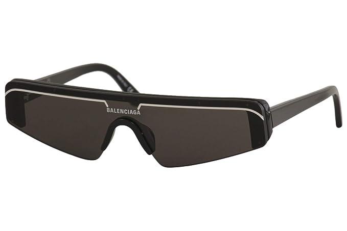 Amazon.com: Balenciaga BB0003S - Gafas de sol (lentes de ...