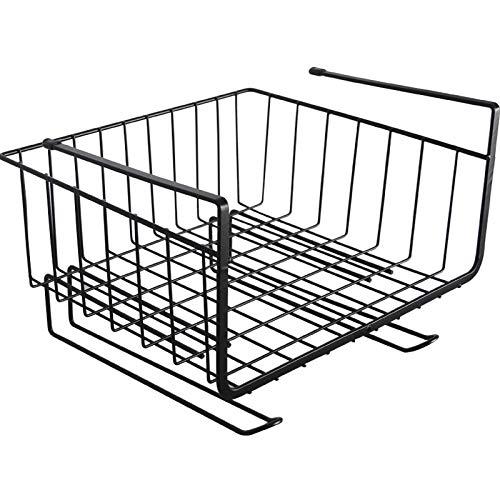 Shelf Storage Racks Pot Rack Storage Basket Shelf Baskets Oven Stand Kitchen Finishing Rack Separation Layer Hanging Basket Iron Art Storage Rack ZHAOYONGLI by ZHAOYONGLI-shounajia (Image #4)