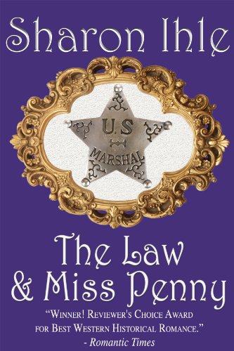 The Law and Miss Penny (Harper Monogram)