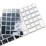 ProElife Ultra Thin Full Size Silicone Keyboard