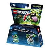 Lego Dimensions Ghostbusters Slimer Fun Pack by Warner Bros. Interactive Entertainment