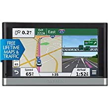 Garmin nuvi 2597LMT 5-Inch Bluetooth Portable Vehicle GPS with Lifetime Maps and Traffic (Discontinued by Manufacturer)