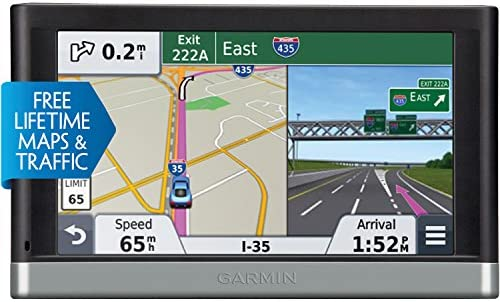 Garmin n vi 2597LMT 5-Inch Portable Bluetooth Vehicle GPS with Lifetime Maps and Traffic Discontinued by Manufacturer