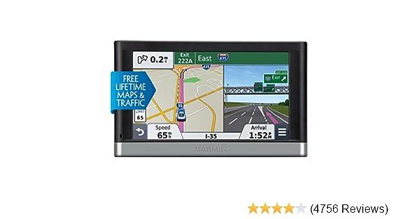 Amazon.com: Garmin nüvi 2597LMT 5-Inch Portable Bluetooth Vehicle on