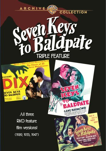(Seven Keys to Baldpate Triple Feature)