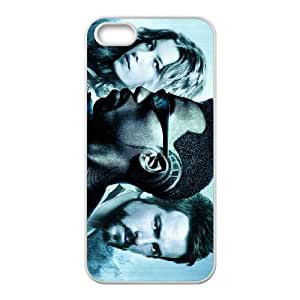 blade trinity iPhone 5 5s Cell Phone Case White DIY Ornaments xxy002-9158200