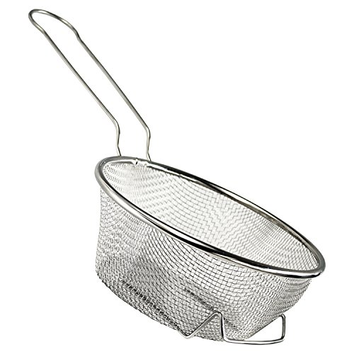 Scandicrafts 7 Inch Mesh Frying Basket by SCI Scandicrafts