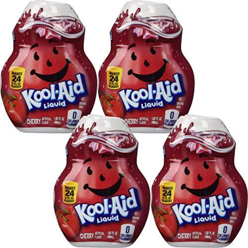 Kool-Aid Liquid Drink Mix - Cherry 1.62oz (Pack of ()