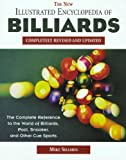 The New Illustrated Encyclopedia of Billiards, Michael Ian Shamos, 1585746851