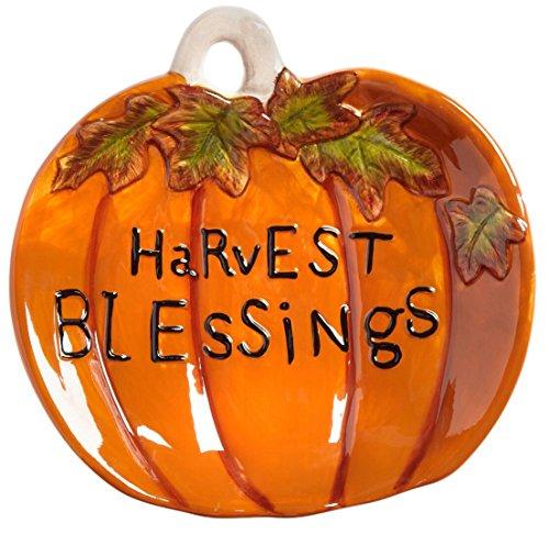 Harvest Blessings Pumpkin - 4