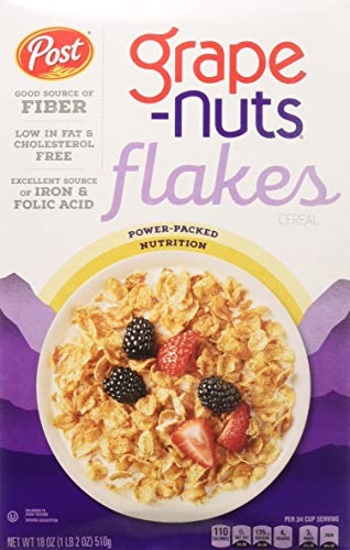 Top 10 recommendation grape nut flakes cereal 2020