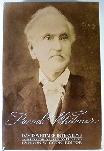 David Whitmer (An Address To All Believers In Christ)