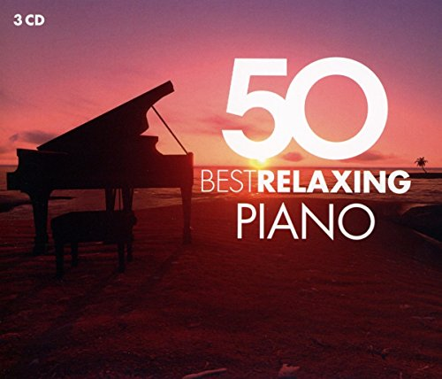 50 Best Relaxing Piano (3CD) -