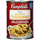 Campbell's Light Chicken Noodle Soup, 540ml