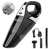 Handheld Vacuum,hikeren Cordless Vacuum Cleaner, 12V 100W with...