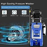 3800PSI Electric Pressure Washer,3.0GPM Electric