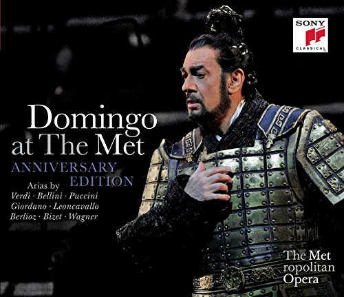 - Plácido Domingo at the MET