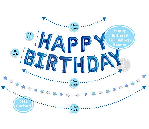 1st Birthday Decoration For Baby Boy First Birthday Decoration