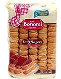 Forno Bonomi Savoiardi Ladyfingers 17 1/2 Oz. Package, Pack of 2