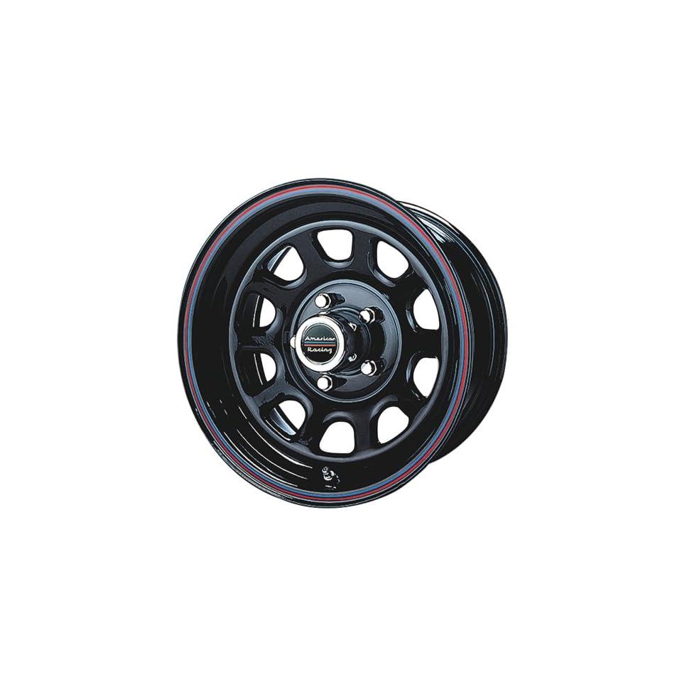 American Racing Series AR767 Gloss Black Wheel (16x8/6x139.7mm)